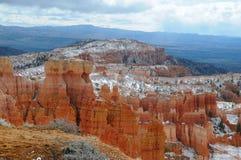 Bryce kanjon V arkivbilder