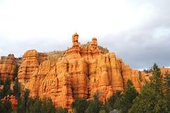 Bryce kanjondropp arkivbilder