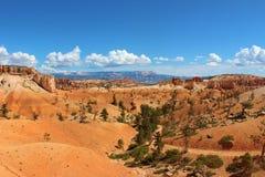 Bryce kanjonnationalpark Arkivbild