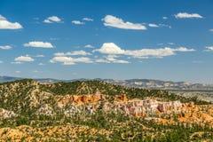 Bryce kanjonnationalpark Royaltyfri Fotografi