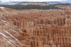 Bryce kanjonnationalpark fotografering för bildbyråer