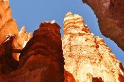 Bryce kanjonnationalpark, Utah Royaltyfria Foton