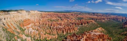 Bryce kanjonnationalpark utah Arkivfoton