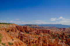 Bryce kanjonnationalpark utah Royaltyfri Foto