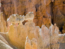 Bryce Kissing Rocks. Rocks appear to kiss in Bryce National Park, Utah, USA Royalty Free Stock Photography