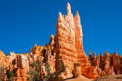 Bryce National Park Lizenzfreie Stockfotos
