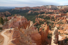 Bryce National Park Royalty Free Stock Photos
