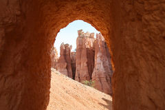 Bryce National Park Royalty Free Stock Photo