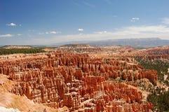 Bryce National Park Lizenzfreie Stockfotografie
