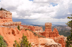 Bryce panorama Stock Photo