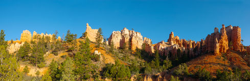 Bryce panorama Royalty Free Stock Images