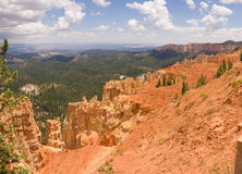 Bryce panorama Stock Photography
