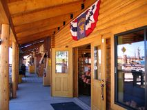 Bryce Pioneer Village Royalty Free Stock Image