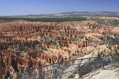 Bryce Point  Royalty Free Stock Photography