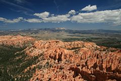 Bryce Point Bryce Canyon 11 Royalty Free Stock Image