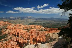 Bryce Point Bryce Canyon 2 Stock Image
