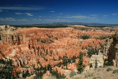 Bryce Point Bryce Canyon 45 Stock Photo
