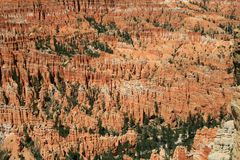 Bryce Point Bryce Canyon 6 Royalty Free Stock Photography