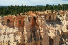 Bryce Point Bryce Canyon 8 Stock Image