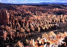 Bryce Point, Bryce Canyon National Park, USA. Royalty Free Stock Photography