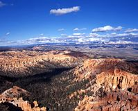 Bryce Point, Bryce Canyon National Park, Utah. Stock Photos