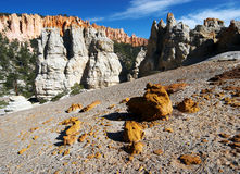 Bryce Schlucht-Nationalpark Stockfotografie