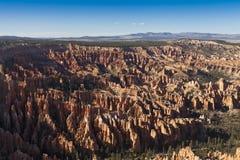 Bryce Schlucht-Nationalpark Stockfotos