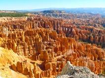 Bryce Schlucht-Nationalpark, Utah stockbilder