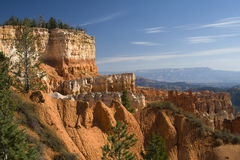 Bryce Schlucht-Nationalpark, Utah Stockbild