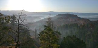 Bryce Sunrise. Sunrise at Bryce Canyon, UT Royalty Free Stock Photography