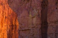 Bryce Walls - Bryce Canyon Arkivfoto