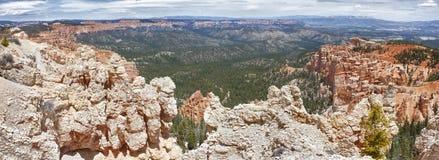 brycekanjonbildande parkerar den sedimentary rocken royaltyfria foton