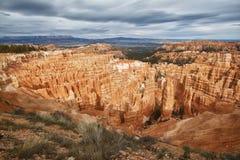 brycekanjonbildande parkerar den sedimentary rocken royaltyfria bilder