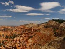 brycekanjonen hoodoos nationalparken utah Royaltyfri Bild