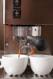 brygdespresso royaltyfria bilder