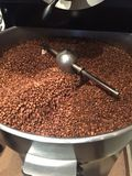 Brygga kaffe Arkivfoton