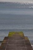 bryggasten Royaltyfri Foto