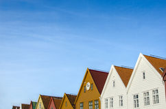 Bryggen Fotografia Stock Libera da Diritti