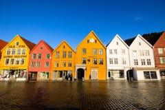 Bryggen Stock Image
