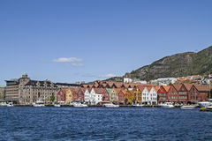 Bryggen Royalty Free Stock Photography