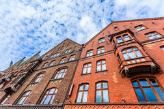 Bryggen Houses Royalty Free Stock Photo