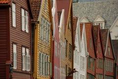 Bryggen Royalty Free Stock Photo