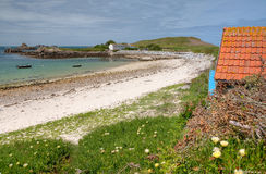 Bryher, Isles of Scilly Royalty Free Stock Images
