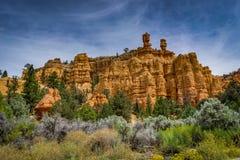 Bryka jar w Utah Stany Zjednoczone Ameryka Zdjęcia Stock