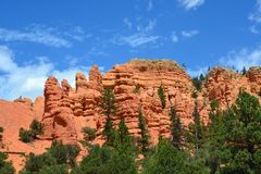 Bryka jaru park narodowy zdjęcie stock
