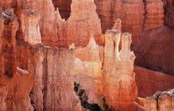 Bryka jaru park narodowy, Naturalny przyciąganie Utah obraz stock