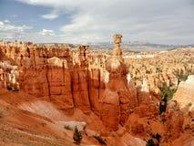 Bryka jaru park narodowy, Naturalny przyciąganie Utah zdjęcie royalty free