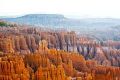Bryka jaru park narodowy, Utah Obrazy Royalty Free