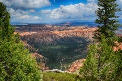 Bryka jaru park narodowy Utah Obraz Stock