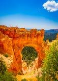 Bryka jaru park narodowy, Utah, Stany Zjednoczone fotografia stock